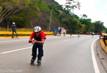 Descenso Roller Downhill Cota Mil