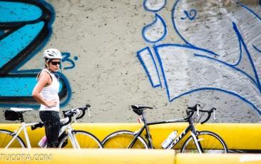 ciclismo en la cota mil