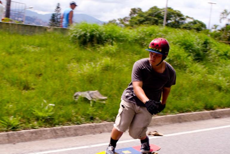 Galería Skateboarding  Pajarito