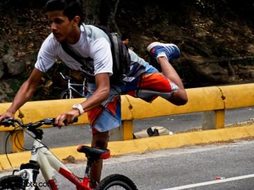Ciclistas y sus figuras