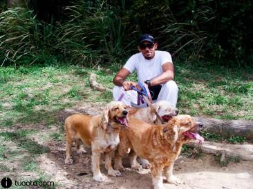 Jairo y su mascotas