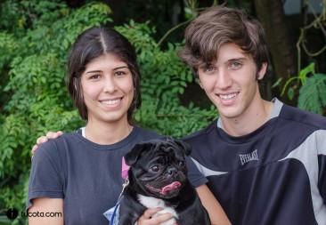 Rostros de la Cota Mil: Sharon Falcony, Luis Dos Santos y Cesar Augusto (El Pug)