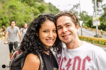 Rostros de la Cota Mil: Yerlys Marinez y Jesús Rodríguez
