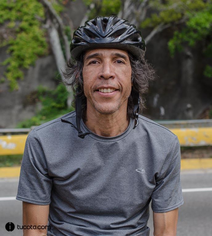 Rostros de la Cota Mil: Javier Planchez